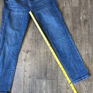LOFT Jeans - Loft Modern Cuffed Crop Jeans